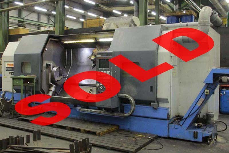 MAZAK Integrex 70 CNC lathe