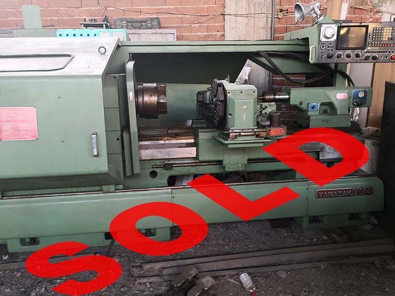 YAMAZAKI M4- 1000 CNC Lathe