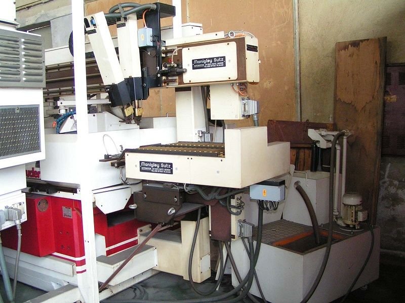 STUDER S 40-3 Cylindrical Grinding Machine