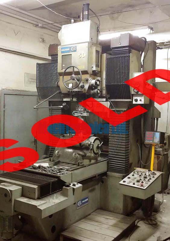 Jig Grinding machine HAUSER S50-DR