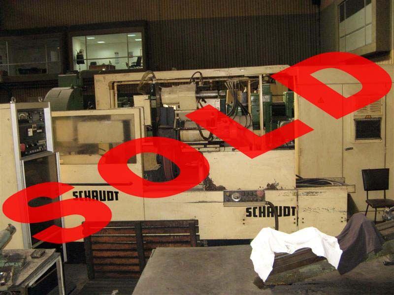 Cylindrical grinding machine SCHAUDT PF 5L 1500