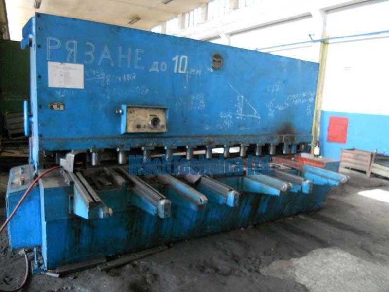 DIGEP DLB 12/3050 Hydraulic shear