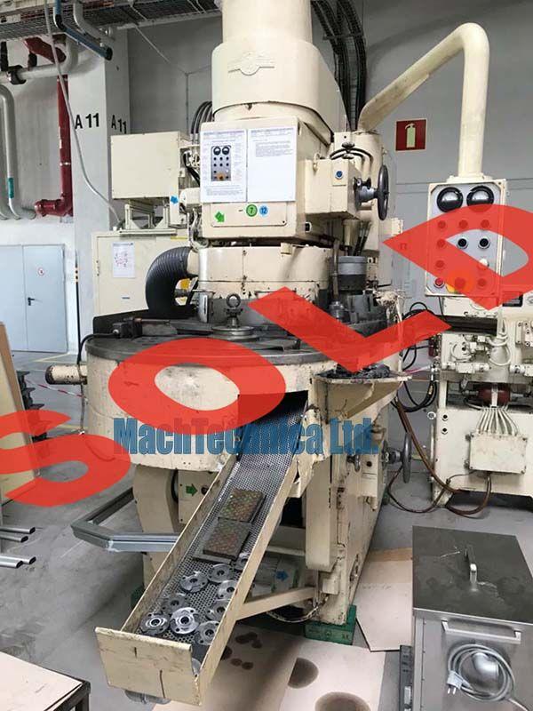 DISKUS DDS 600 CRA vertical double-spindle surface grinder