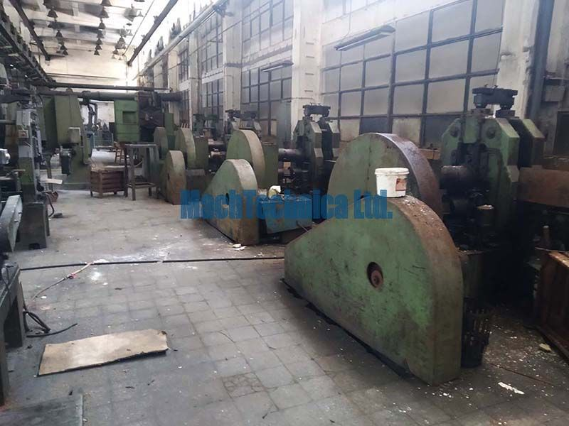 CARL MULLER LWR 2G Rolling mill