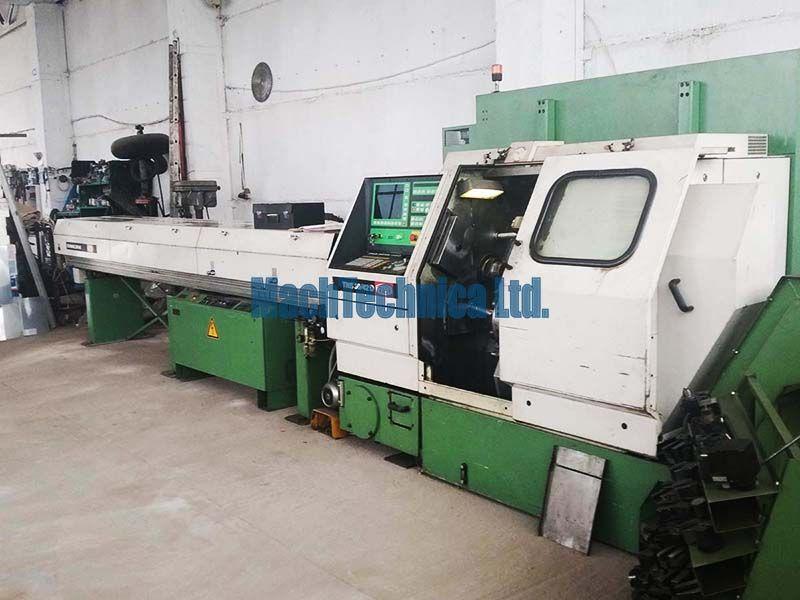 TRAUB TNS 30/42 D CNC lathe