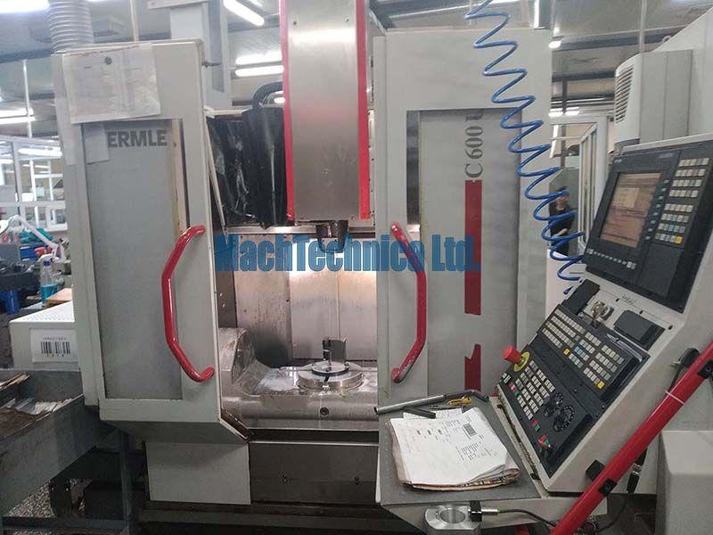 HERMLE C 600 U Machining center