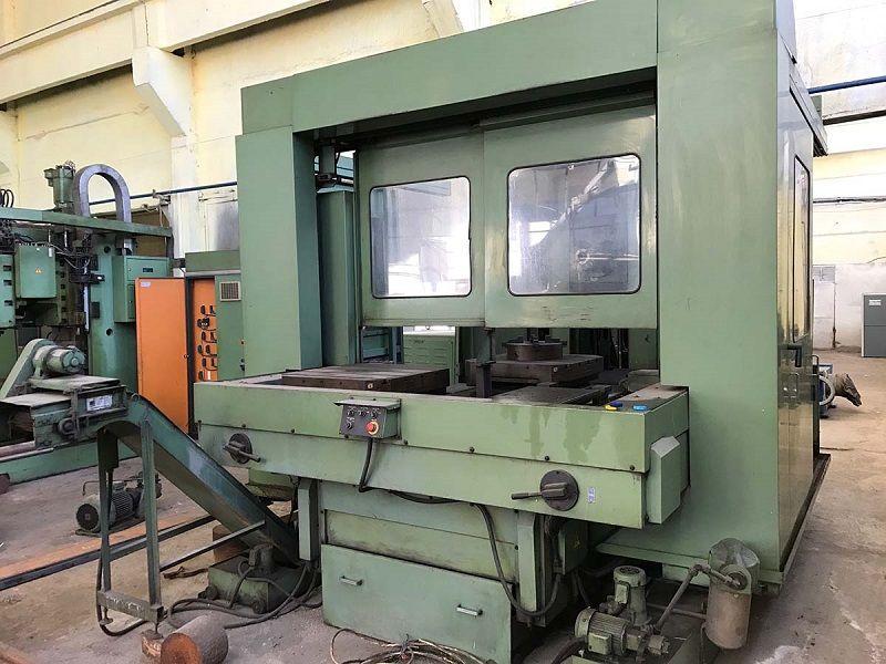 MAZAK H-22- 80 tools Horizontal machining center