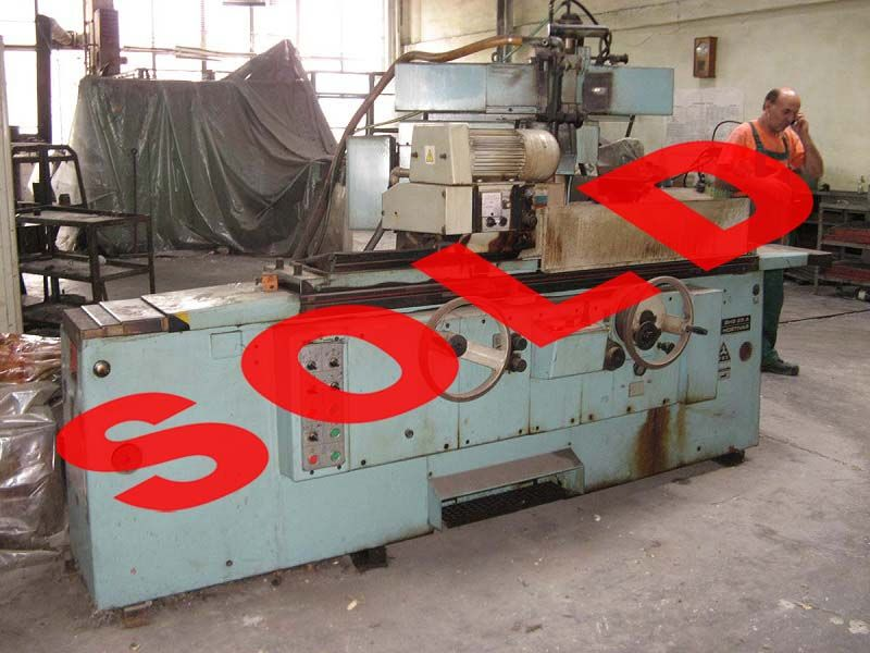 Cylindrical Grinding machine TOS HOSTIVAR BHS-25A/630