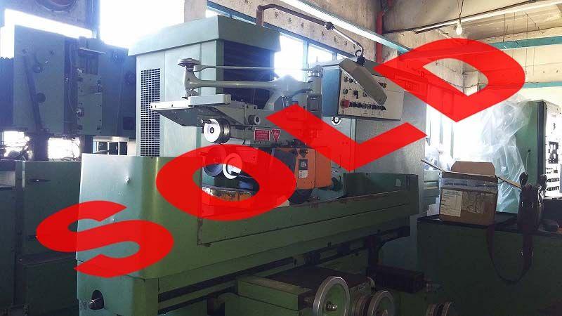 Surface grinding machine BLOHM HFS 204