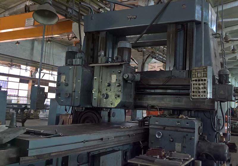 Planer type milling machine TITAN FLP 1600 - 22.160