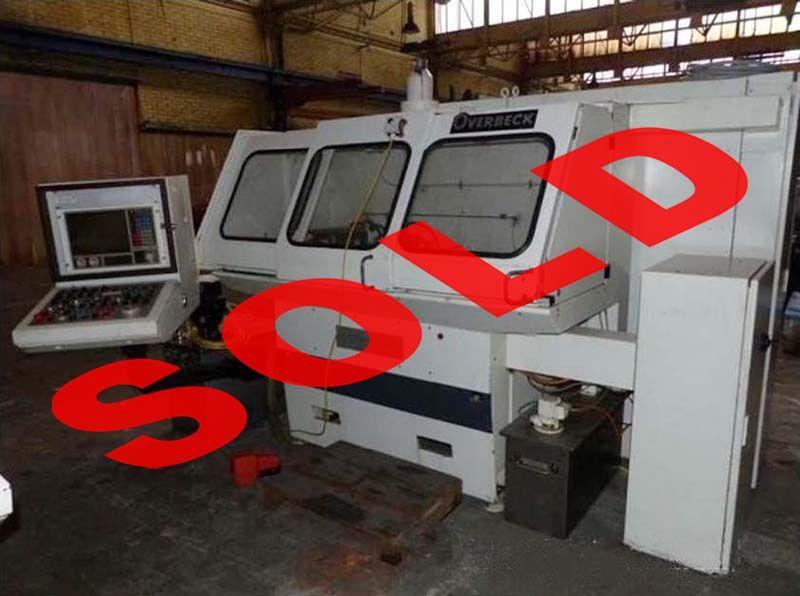 OVERBECK 400 I- CNC Internal grinding machine