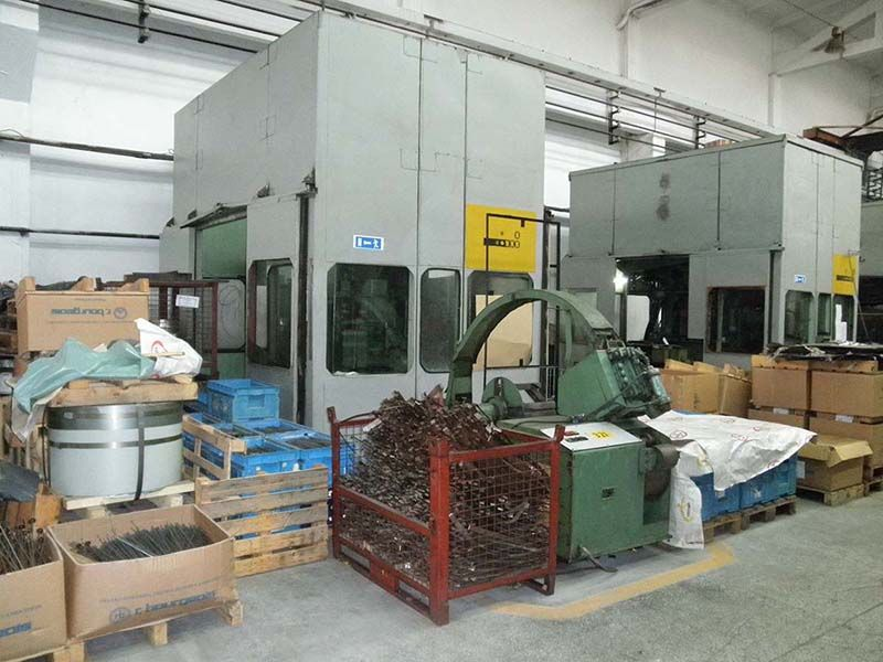 SCHULER A2- 80 Double Sided High Speed Power Press