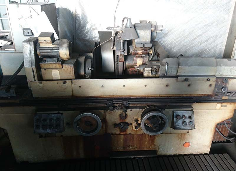 Cylindrical Grinder RUP 28, PONAR