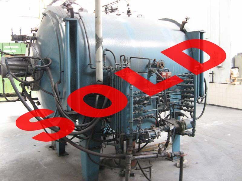 Vacuum furnace CENTORR Vacuum Industries SINTERVAC 600