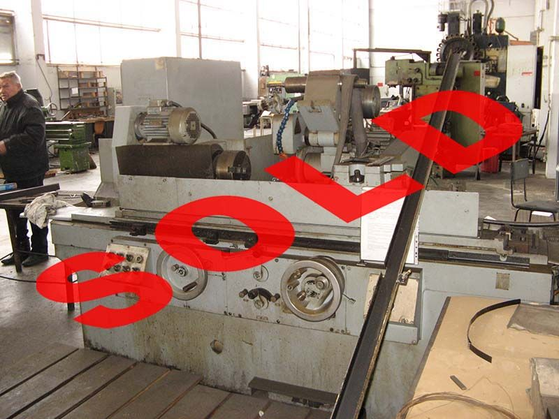 Cylindrical Grinder RUP 28 ZM TARNOW- PONAR