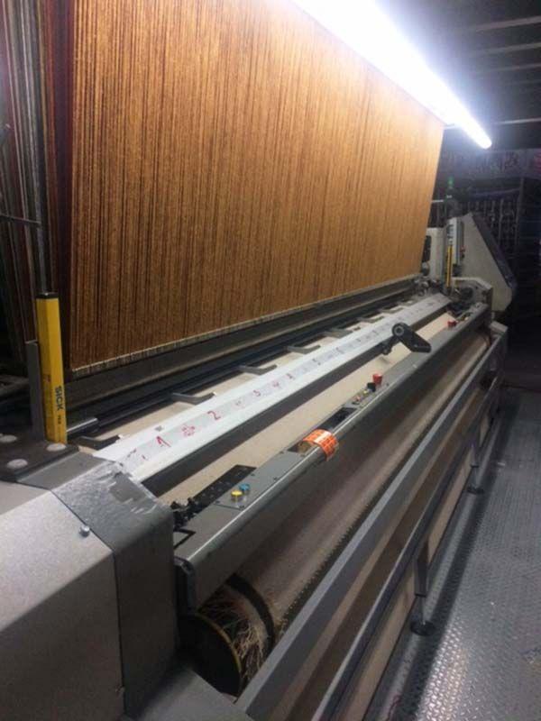 Master in Axminster MAX 91 carpet Loom