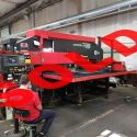 AMADA Vipros 358 King turret punch press