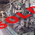 Heavy duty lathe SKODA SR 2000 x 10000