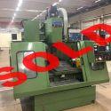 JOHNFORD VMC 600 vertical machining center