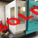 DECKEL MAHO DMU 60 T machining center