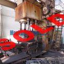 Hydraulic C-frame press STANKO P 3236