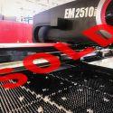 AMADA EM 2510 NT turret punch press