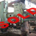 Radial Drilling Machine MAS VR 6 A