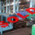 POREBA TR100B1/3000 Gap Bed engine Lathe