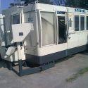 Machining center STEINEL FFZ 200, 4 Axis, Horizontal