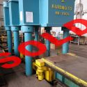 Hydraulic press KURIMOTO HR-2000