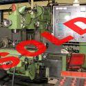 Milling machine SHW UF31 NC