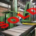 TOS WHQ 13 CNC Horizontal Borer