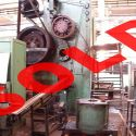 Hot forging press VORONEZH K8540