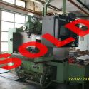 Milling Machine SHW UF 41 CNC