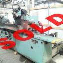 TOS Hostivar BHU 50A/1500 Cylindrical grinding machine