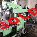 Milling machine DECKEL FP4M